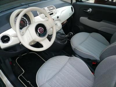Fiat 500 Lounge - Interieur