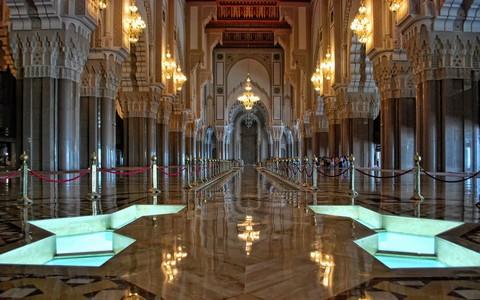Mosqu e hassan ii de casablanca blog rentmaroc for Mosquee hassan 2 interieur