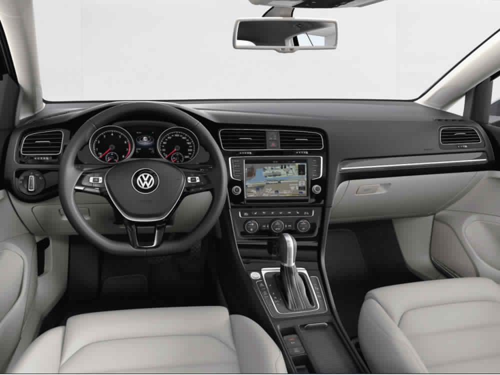 volkswagen golf vii la voiture parfaite blog rentmaroc. Black Bedroom Furniture Sets. Home Design Ideas