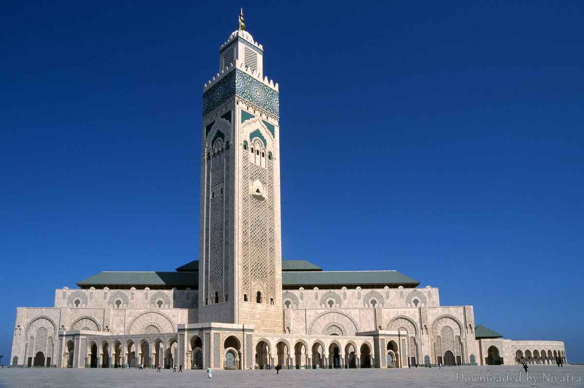 Mosquée Hassan II de Casablanca  Blog  RentMaroc