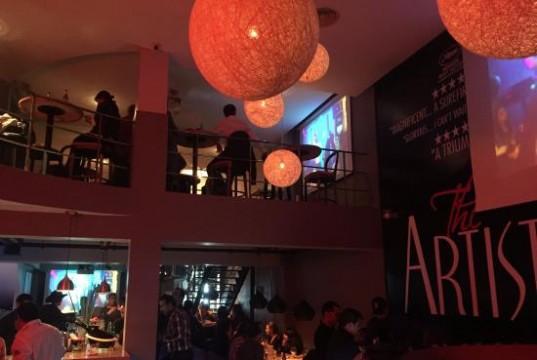 restaurant l'artiste Casablanca