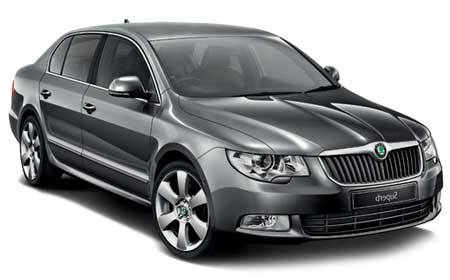 skoda superb-grande berline-location de voiture au maroc-rent car morocco-agadir-marrakech-casablanca